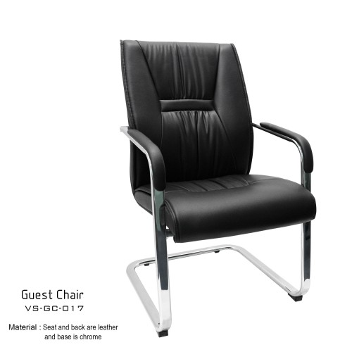 PU Leather Guest Chair